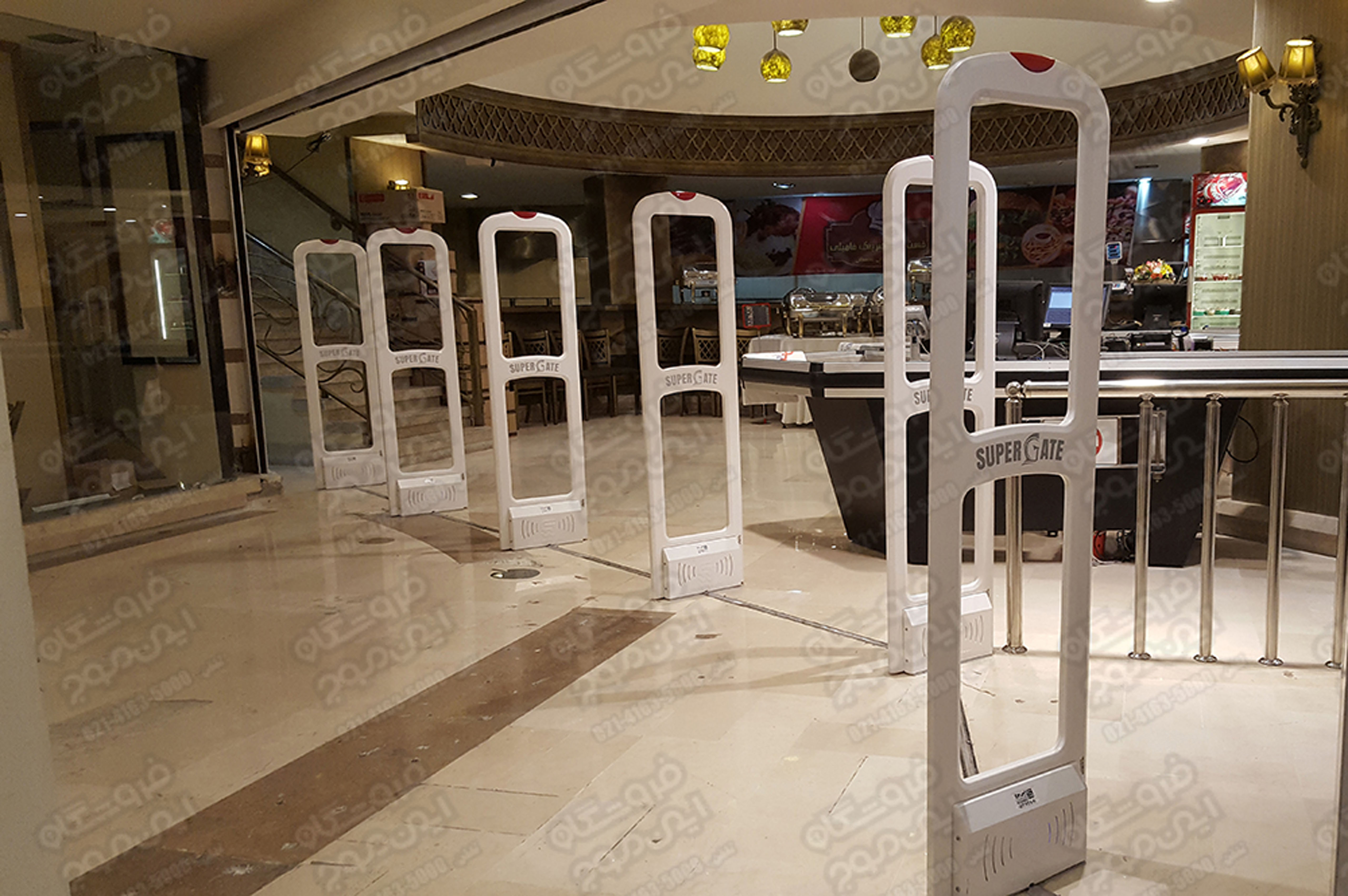 دزدگیر-نصب-شده-شرکت-ایمن-موج-در-فروشگاه-لوازم-آرایشی