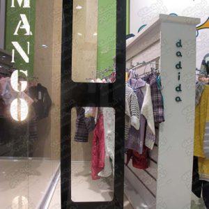 گیت-فروشگاهی-ای-ام-جی-استفاده-شده-در-فروشگاه-مانگو