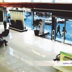 نصب-گیت-امنیتی-فروشگاهی-در-فروشگاه-سامسونگ-واقع-در-صادقیه-تهران