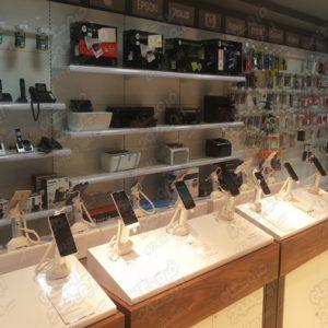 دزدگیر-الکترونیکی-استفاده شده-در-فروشگاه-موبایل